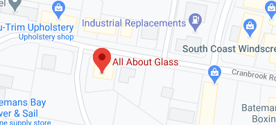 All About Glass - Batemans Bay